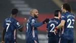 Southampton 1-3 Arsenal (Maç sonucu)