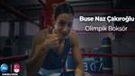 Buse Naz Çakıroğlu'nun hayali Olimpiyat madalyası