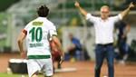 Bursaspor, Giresun'da tek golle kazandı