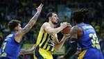 Fenerbahçe Beko evinde Maccabi FOX'a kaybetti