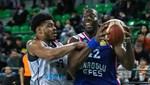 Sigortam.net İTÜ Basket 49-63 Anadolu Efes | Maç sonucu
