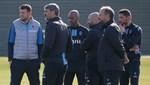 Eddie Newton, Trabzonspor'daki görevine başladı