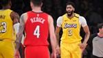 Rockets ile Lakers yıldızlarıyla kazandı