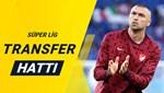 Transfer hattı (24 Temmuz 2021)