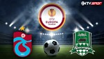 Trabzonspor - Krasnodar (Canlı Anlatım)