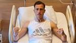 Sivasspor'da Hakan Arslan 8 hafta yok