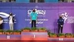 Talya Erdoğan Sırbistan'da birinci