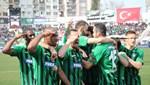 Denizlispor'un 3 puan hasreti 8 hafta sonra dindi