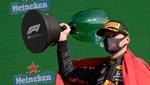 Verstappen ülkesinde zafere ulaştı!
