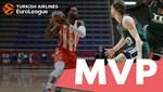 EuroLeague'de ikinci haftanın MVP'si Jordan Loyd