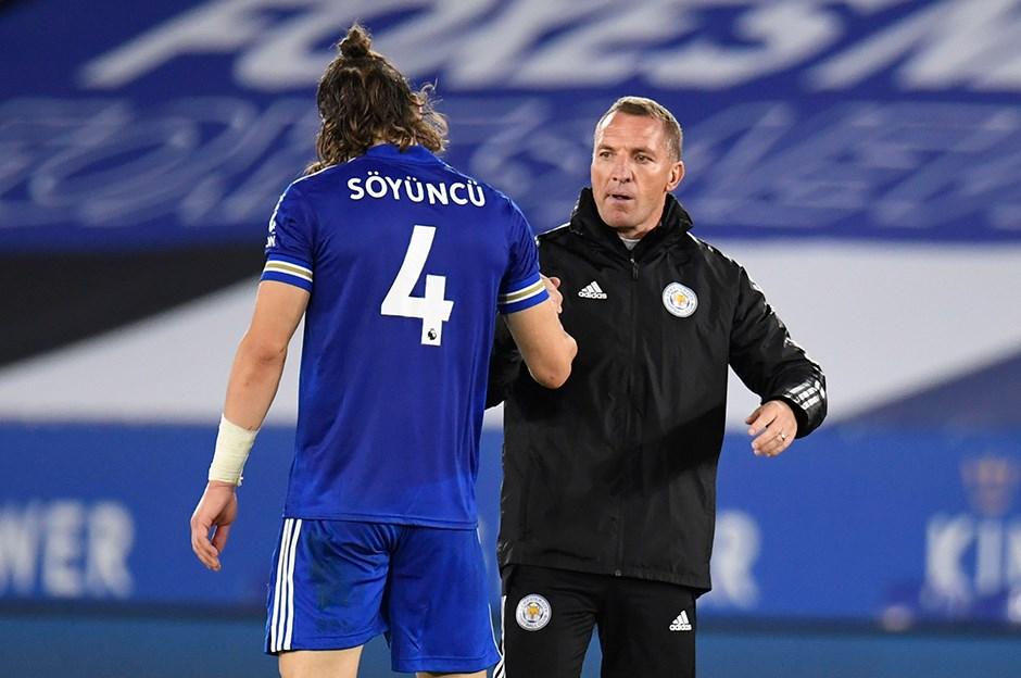 Leicester City: 4 - Burnley: 2   Maç sonucu   NTVSpor.net
