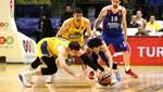 Maccabi Fox: 77 - Anadolu Efes: 75 | Maç sonucu