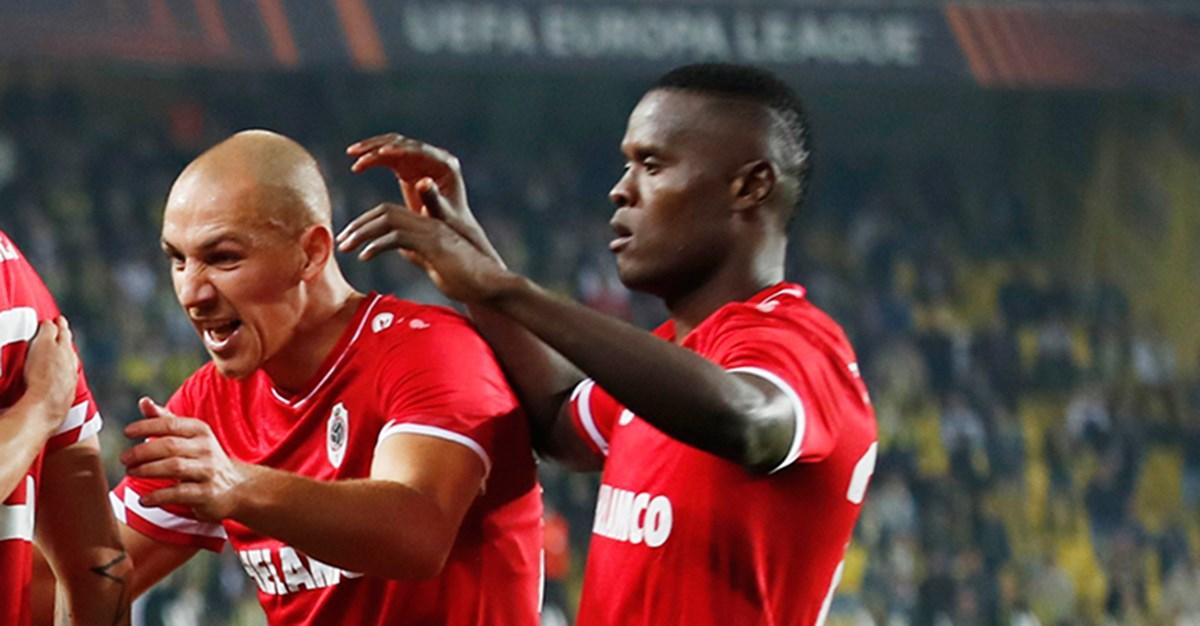 Samatta'dan Fenerbahçe açıklaması: Nasıl anlatacağımı bilemiyorum