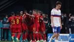 Belçika, Rusya'yı 3 golle geçti