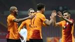 Galatasaray yenilgiyi unuttu!
