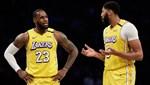 LeBron James triple-double yaptı, Lakers kazandı