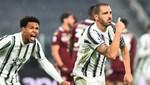 Juventus: 2 - Toriho: 1 | Maç sonucu