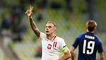 Kamil Grosicki'den 19 dakika hat-trick