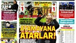 Sporun Manşetleri (24 Kasım 2020)