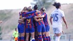 İlk kadınlar El Clasico'su Barcelona'nın