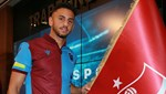 Trabzonsporlu futbolcu Ahmet Canbaz ameliyat edildi