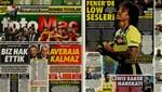 Sporun Manşetleri (14 Mayıs 2021)