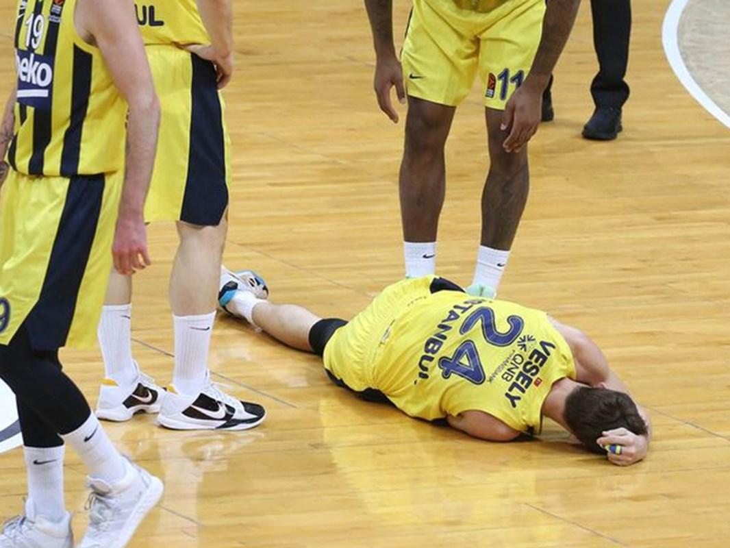 Fenerbahçe'de Jan Vesely şanssızlığı