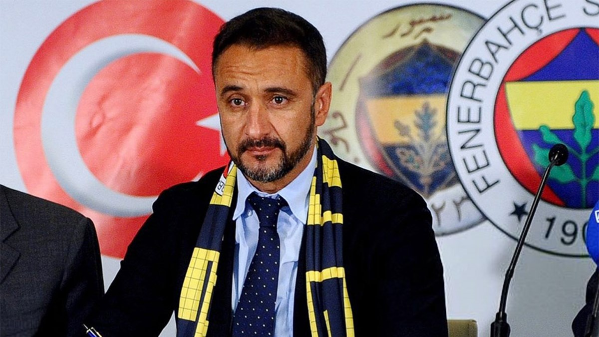 Fenerbahçe: Vitor Pereira'Dan 2 Yıllık Sözleşme | Ntvspor.net