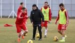 Çalımbay: Futbolcuların kafası rahat değil