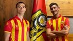 Jetmir Topalli ve Murat Akça Yeni Malatyaspor'da