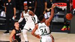 Doğu'nun lideri Milwaukee Bucks oldu