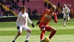 Kayseri'de 4 gol var, kazanan yok