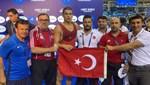 Rıfat Eren Gıdak dünya şampiyonu oldu