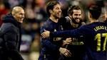 Real Madrid zirveye çıktı!