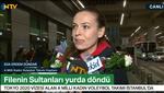 Eda Erdem, NTV'ye konuştu: Başardığımız şey çok büyük!