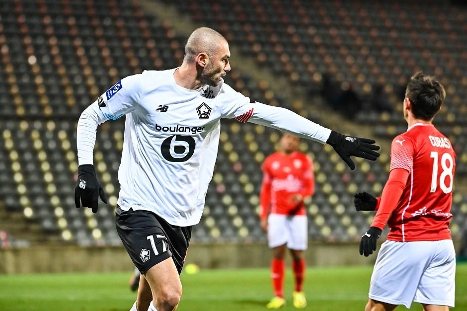 Lille, Burak Yılmaz'ın golüyle kazandı | NTVSpor.net
