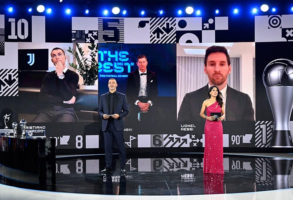 2020 FIFA En İyiler Ödülleri sahiplerini buldu  - 11. Foto
