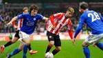 Leicester City tek golle turladı
