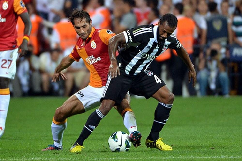 Beşiktaş - Galatasaray derbisinden ilginç notlar: en farklı skor 9-2  - 14. Foto