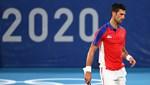 """Djokovic'in """"altın-slam"""" hayali suya düştü"""