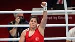 Busenaz Sürmeneli, olimpiyat madalyasını garantiledi