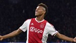 Ajax'tan Neres'e yeni sözleşme!