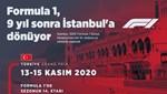 F1 Türkiye GP biletleri satışa çıkıyor