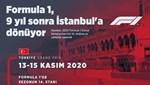 Formula 1 Türkiye GP seyircisiz