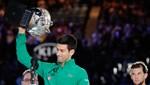 Avustralya Açık'ta zafer 8. kez Novak Djokovic'in!