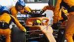 McLaren, Avustralya Grand Prix'sinden çekildi