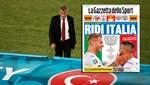 """Türkiye - İtalya maçı dış basında: """"Mamma Mia, İtalyanlar güçlü!"""""""