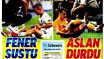 Sporun manşetleri (20 Eylül 2021)
