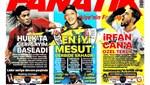 Sporun manşetleri (24 Ocak 2021)