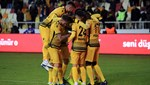 Evkur Yeni Malatyaspor'dan müthiş geri dönüş